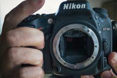 一眼レフのイメージセンサー(撮像素子)のゴミを自分で掃除する簡単な方法3つ