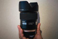 【おすすめ】すごい単焦点レンズ TAMRON(タムロン) SP45mmのレヴュー